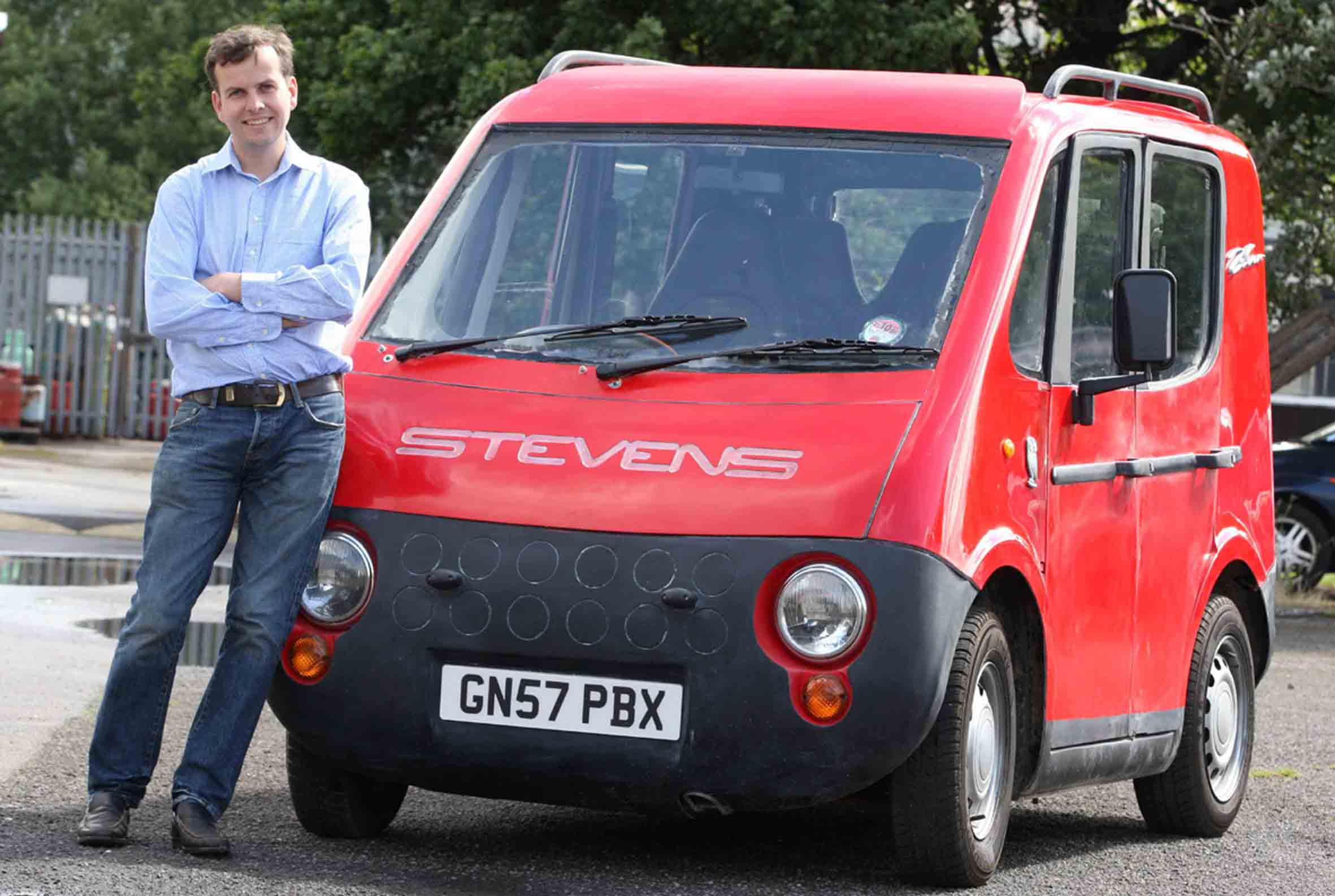 Electric Cars And Vans From Stevens Vehicles